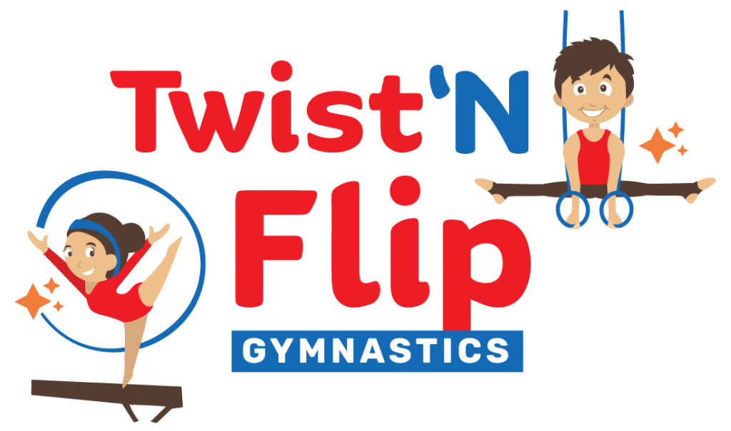 Albany Colonie Glenmont Schenectady Rotterdam Gymnastics Logo