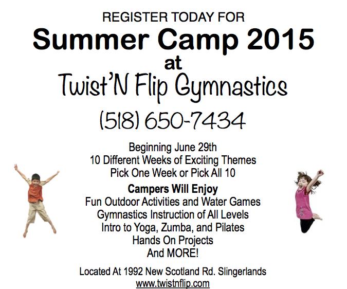 Summer Camp Ad Small