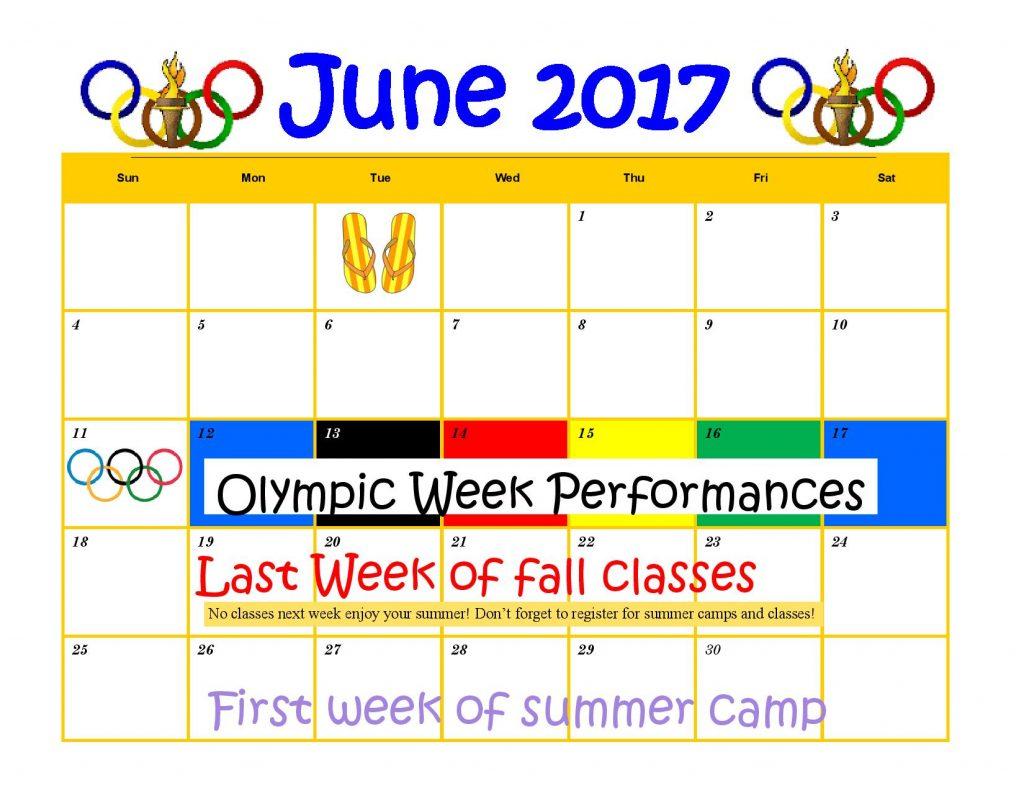 Rotterdam Schenectady Gymnastics June 2017