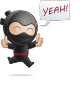 ninja boys gymnastics