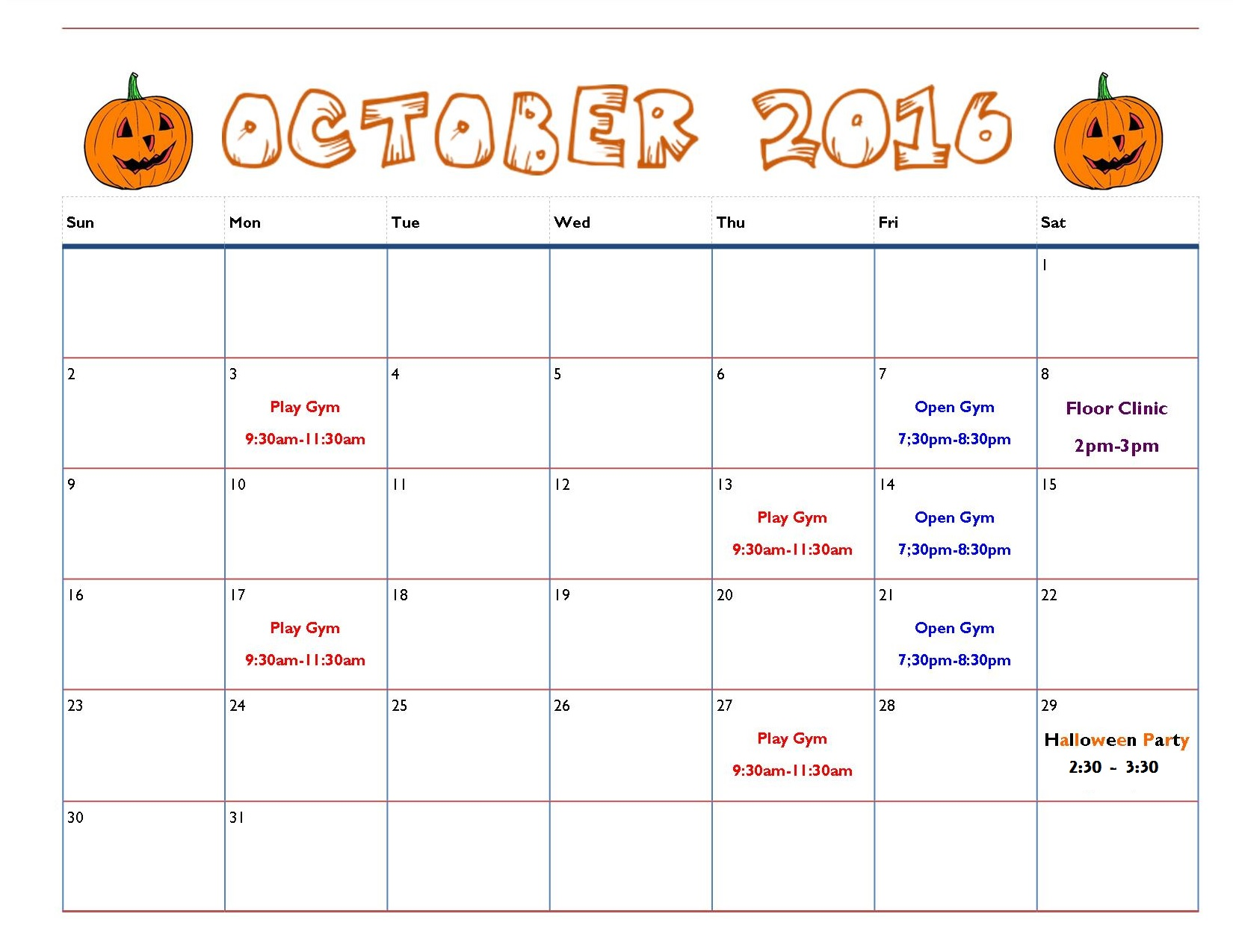 rotterdam-schenectady-october-2016-calendar