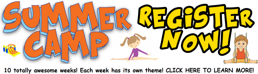 Albany Gymnastics Summer Camp Classes
