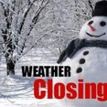 WeatherClosings