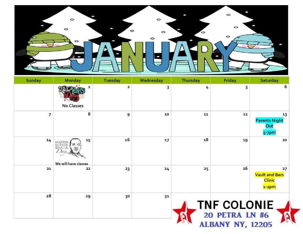 albany-colonie-gymnastics-children-january-2018-event-class-calendar